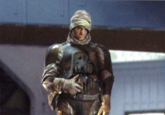 Dengar, A Bounty Hunter