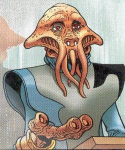 Nrin on Mon Calamari